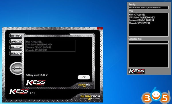 kess-disable-Mazda-RX-8-speed-limiter-5