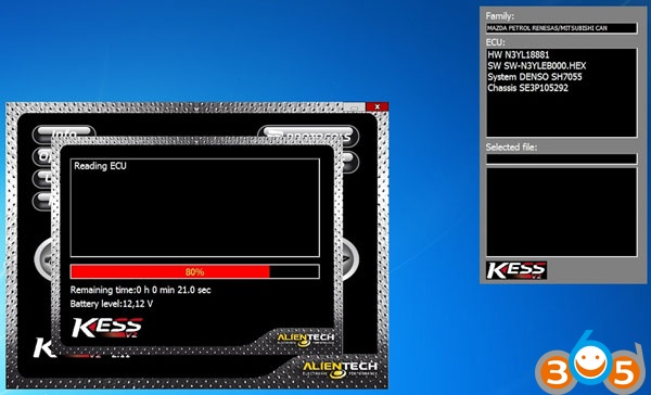 kess-disable-Mazda-RX-8-speed-limiter-7