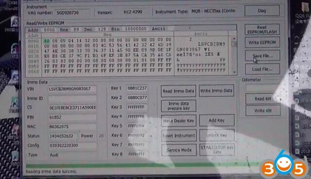 vvdi2-vag-mqb-nec35xx-key-program-13