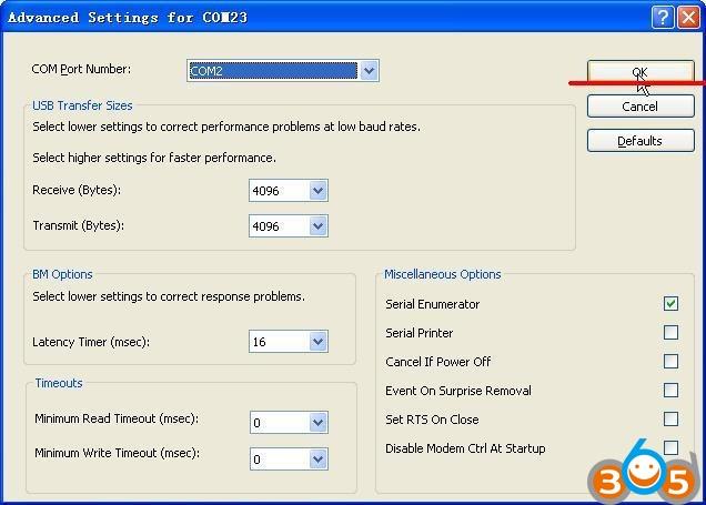 cummins-inline5-usb-serial-port-setup