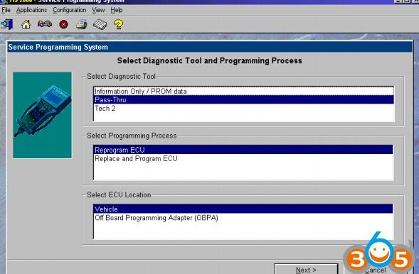 tech-2-pass-thru-programming-3