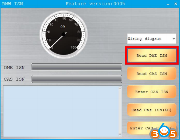 How to change BMW CAS3 MSD80 DME using CGDI BMW | OBDII365