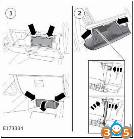 how to upgrade land rover calibration file in occ module. Black Bedroom Furniture Sets. Home Design Ideas
