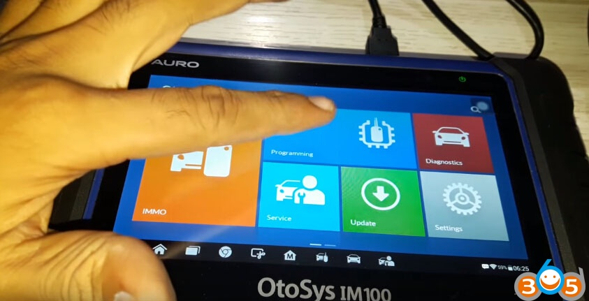 OTOSYS-IM100-unlock-bmw-cas3-remote-2