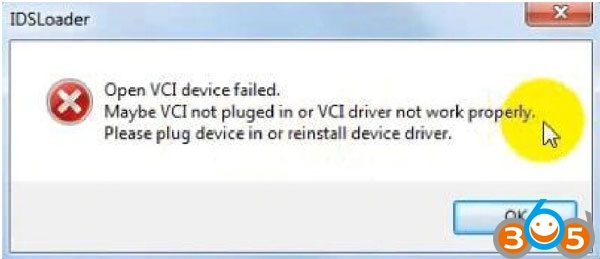 open-vci-device-failed