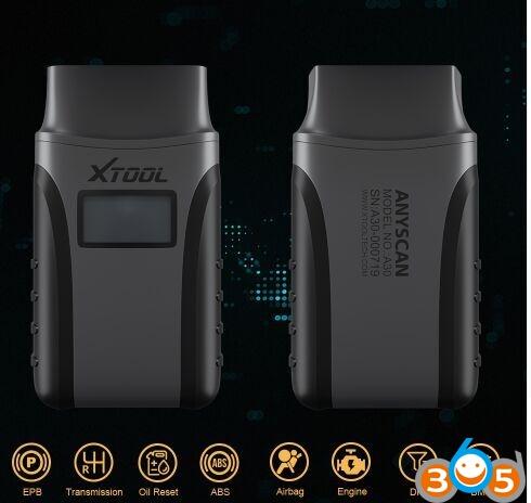 XTOOL-Anyscan-A30