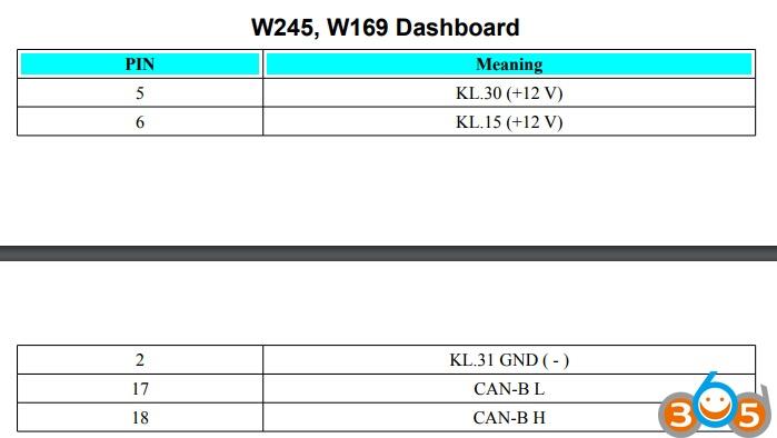 benz-w245-w169-pinout