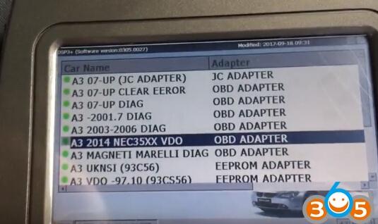 dspiii-audi-nec35xx-change-km-3