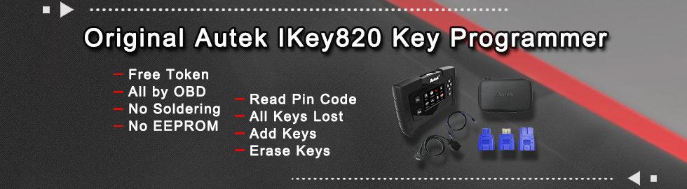Original-Autek-IKey820-Key-Programmer