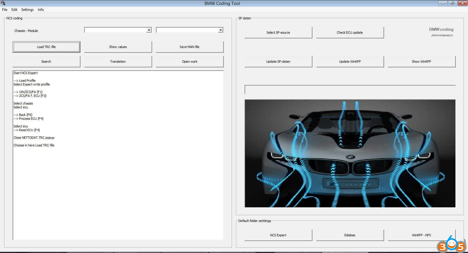 How to update SP-DATEN Files with BMW Coding Tool v2 50 | OBDII365