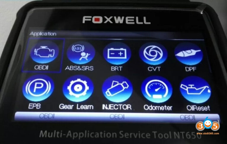Fowell NT650 AutoMaster OBD Scanner- What's good? | OBDII365 com