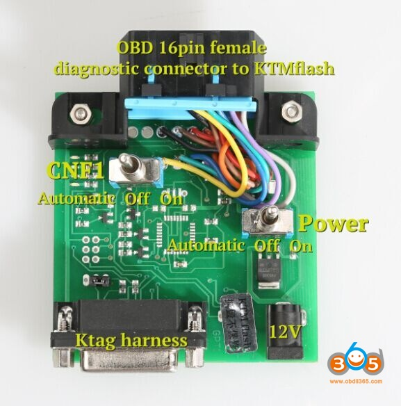 KTMFLASH VAG DQ200 and DQ250 User Manual | OBDII365 com Official Blog