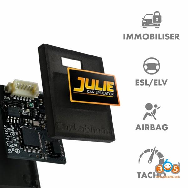 Free Download Julie Emulator Manual, immo-off Software