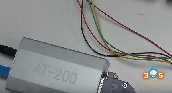 AT200-programmer