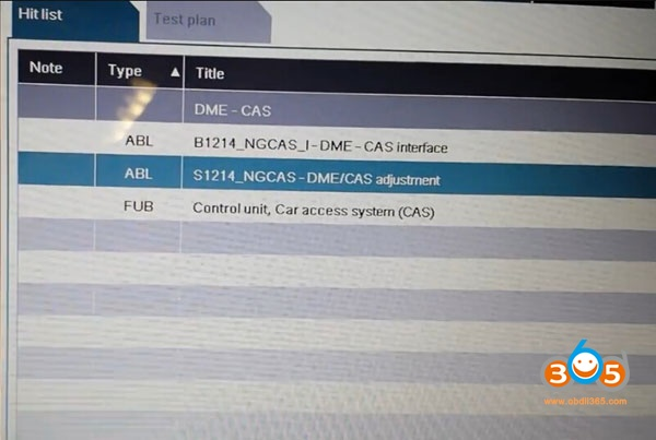 How to do BMW CAS DME Sync After New Programmed Key Failed