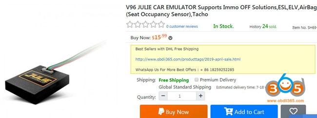 clone-julie-emulator-price