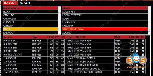 Ksuite 3 37 Download Free for Ktag/Kess V2 Master | OBDII365 com