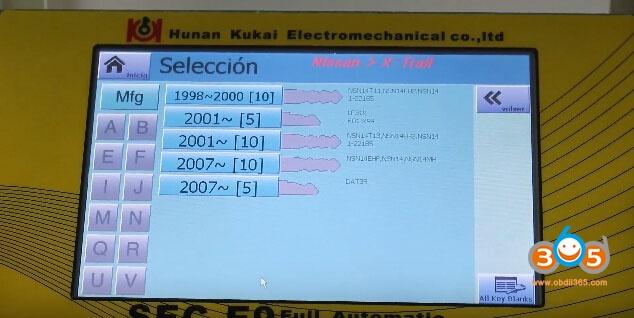 sec-e9-key-machine-cut-nissan-keys-5