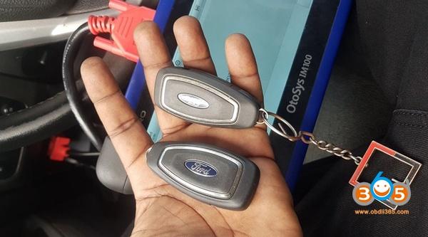 autel-im100-Ford-EcoSport-Smart-Key-4