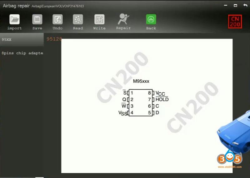 logiciel cn200-14