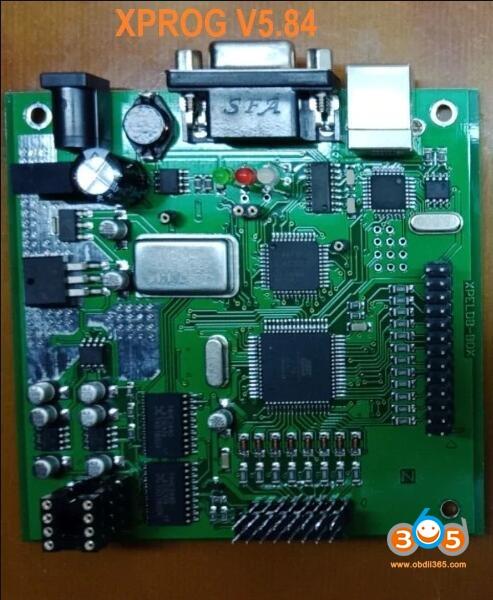 xprog-5.84-pcb
