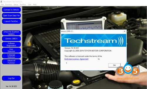 Toyota Techstream 14.30.023 Download