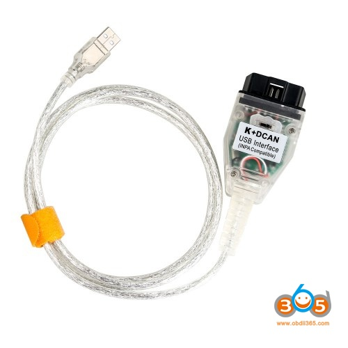 Bmw Inpa Cable 7 8 Pin