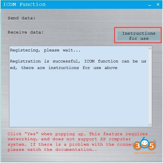 Cgdi Bmw Icom Function 2