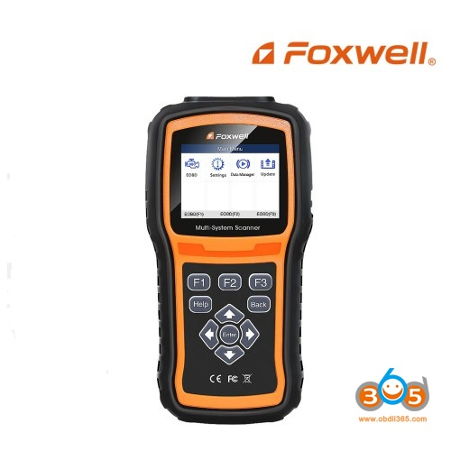 Foxwell Nt530 Scant Tool