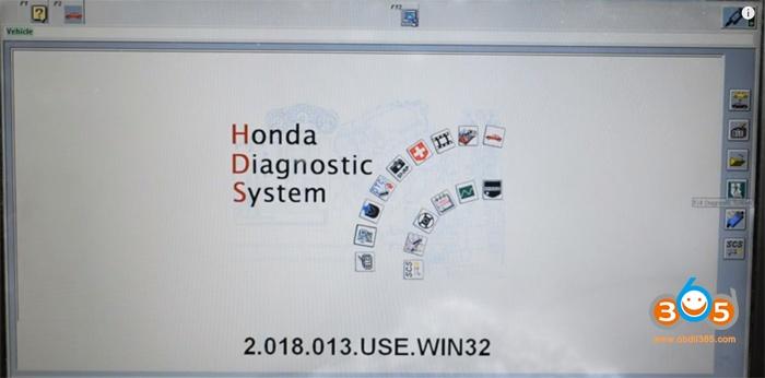 Install Mangoose Honda 16