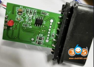 Obdii Kkl 409.1 Cable Pcb