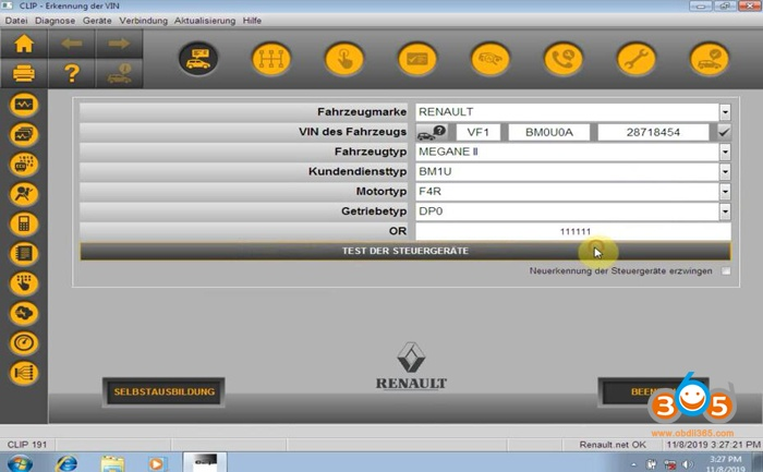 Renauly Can Clip 191 Test Report 1