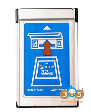 Tech2 32mb Memory Card