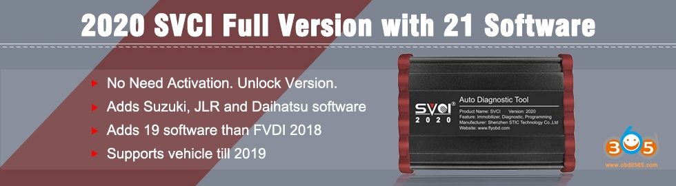 980 280 2020 SVCI Full Version With 21 Software