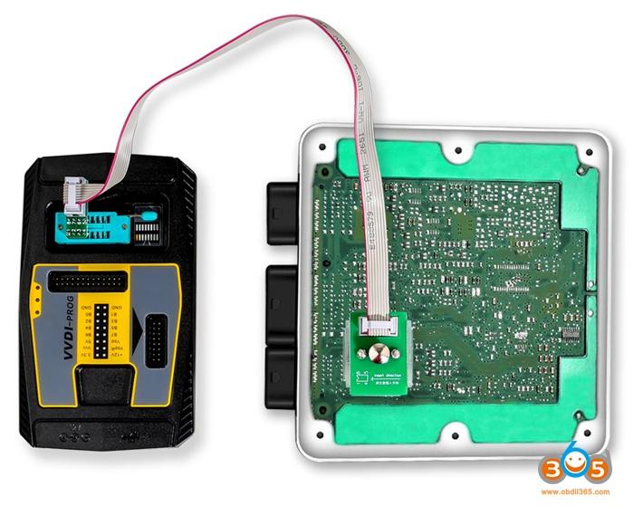 BMW FEM BDC 8Pin Adapter 95128 95256 Chip 4