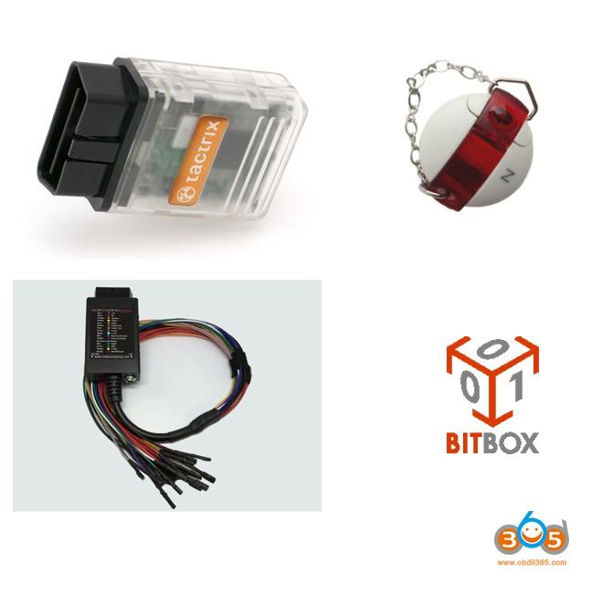 Bitbox Read Benz Sim271