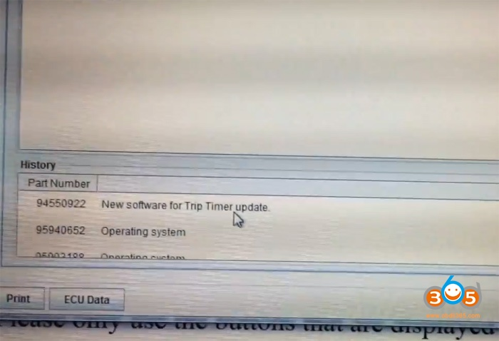 Gm Mdi Sps Tis2web Calibrate Update 11
