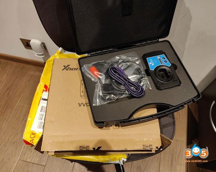 Vvdi Bmw Tool Full Kit