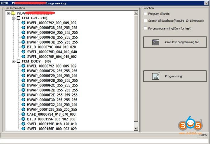 Vvdi Bmw Tool Programming