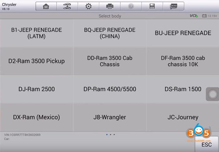 Autel Chrysler Sgm Solution 26