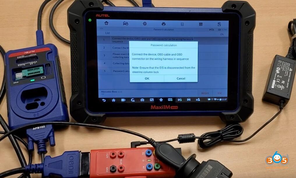 Autel G Box User Manual 12