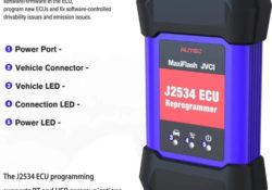 J2534 Ecu Programmer