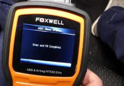 Foxwell Chrysler Abs Bleeding 14