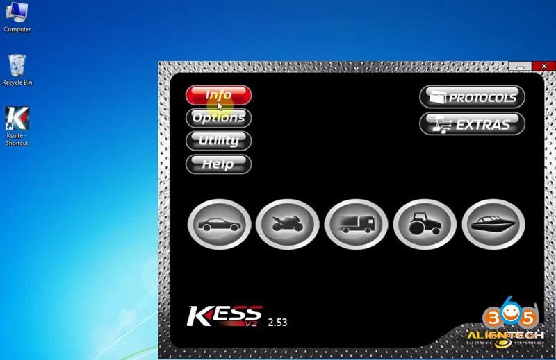 Install Kess V2 V253 Software 10