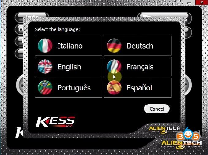 Install Kess V2 V253 Software 12