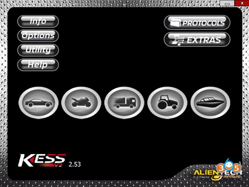 Kess V2 V2.53 Software 1