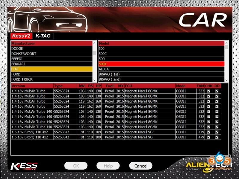Kess V2 V2.53 Software 3