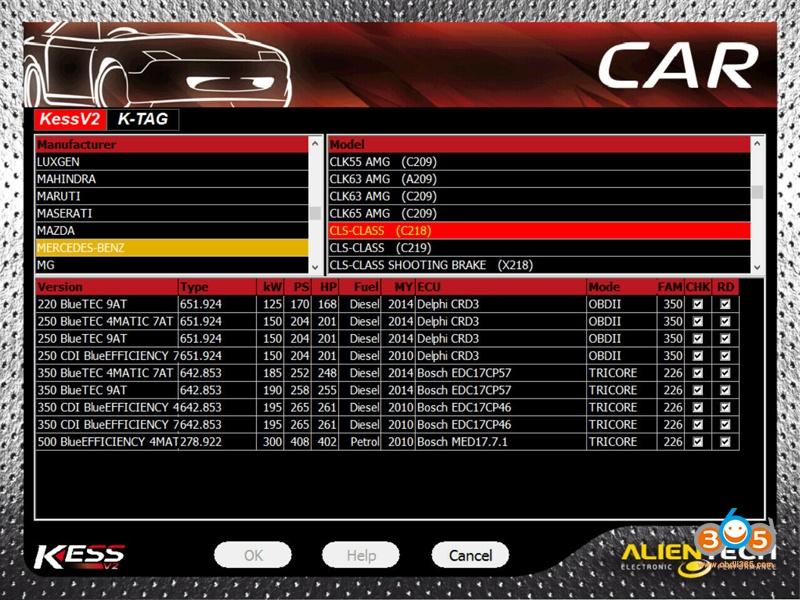 Kess V2 V2.53 Software 4