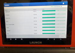 Launch X431 Pad5 Global Version 1