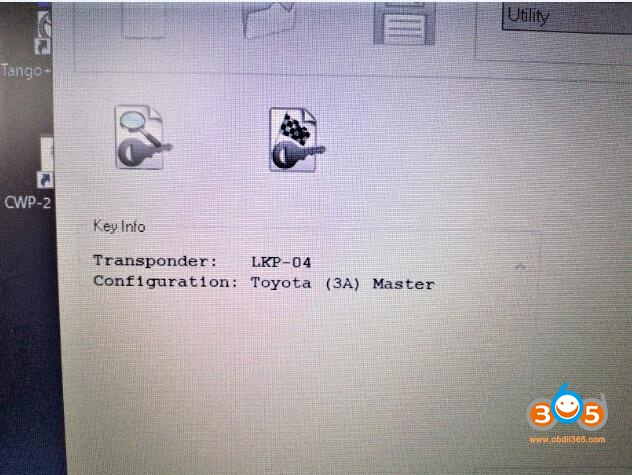Tango Lkp 04 Chip Unable To Initialize The Transponder 08